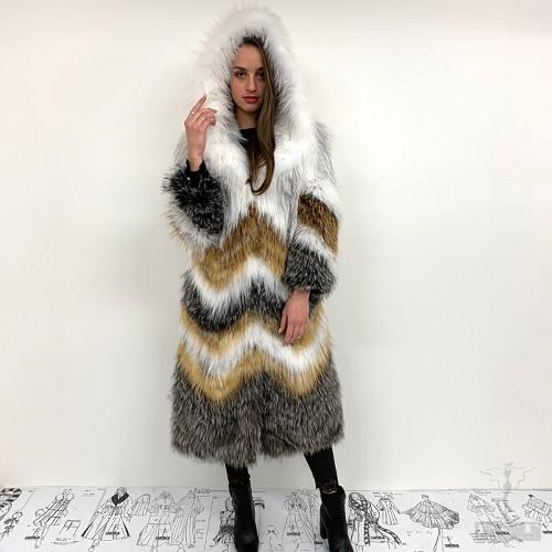 cpss510-vo1-113-cm-cappotto-in-volpe-tricot-con-lavorazione-diagonale-6795